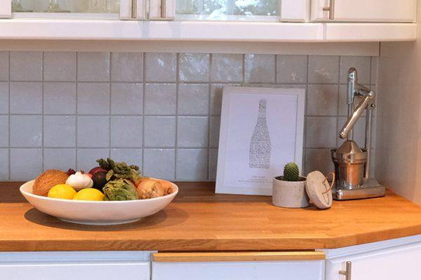 Homestyling kök innan visning höjer värdet på din bostad.