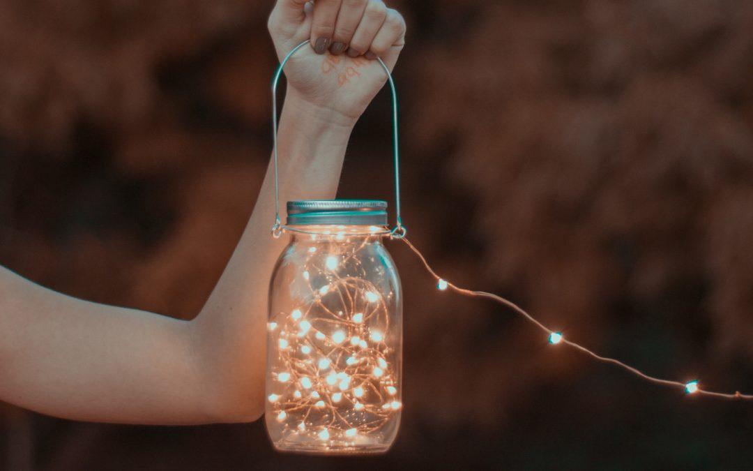 Så här ser du om en LED-lampa flimrar